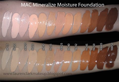 Mac Mineralize Foundation new in box 2013 m a c mineralize moisture spf 15