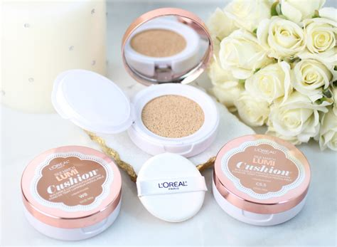 Loreal Bb Cushion l or 233 al true match lumi cushion foundation