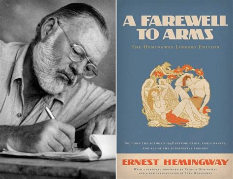 ernest hemingway biography a farewell to arms a farewell to arms the hemingway library edition gear