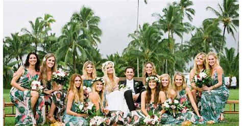 K Tropical Boho Dress totally tropical boho bridesmaid dresses