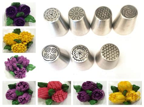 flower decorating tips 40 best images about russian piping nozzles russian icing