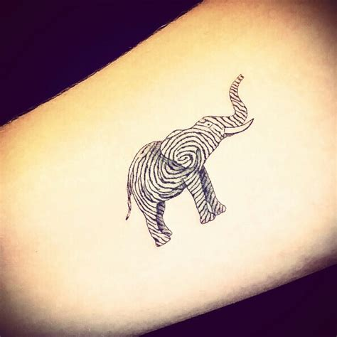 12 awesome fingerprint tattoo designs