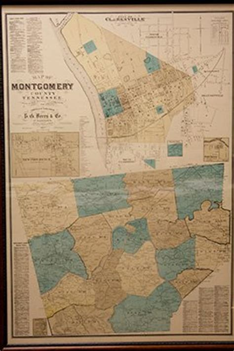 Montgomery County Tn Court Records History Of Montgomery County Tennessee