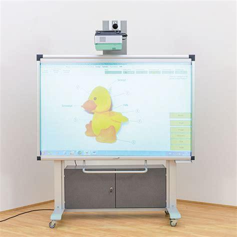 whiteboard selber machen interaktives whiteboard e board touch