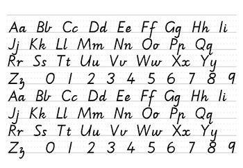 alphabet worksheets victorian modern cursive victorian cursive alphabet popflyboys