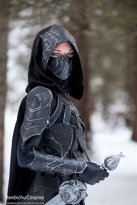 skyrim armor beebichu s costume creations how to make skyrim armor
