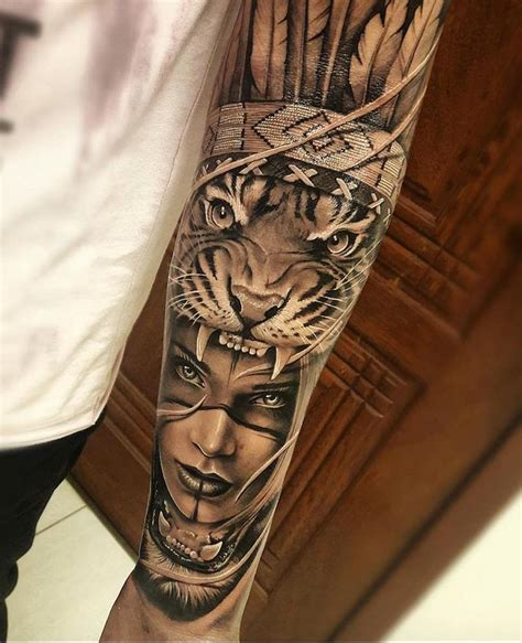 tiger tattoo for girl tiger tattoos insider