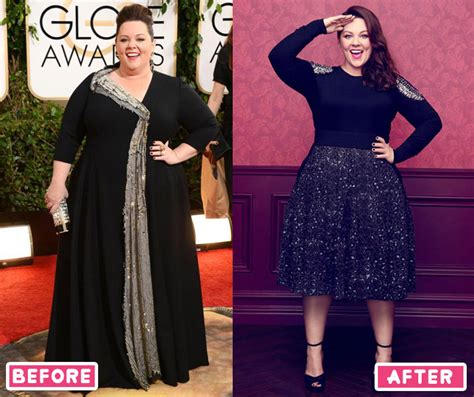 melissa mccarthy weight loss mccarthy reveals the secret melissa mccarthy weight loss revealed tenoblog
