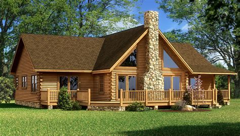 log house designs red river plans information southland log homes