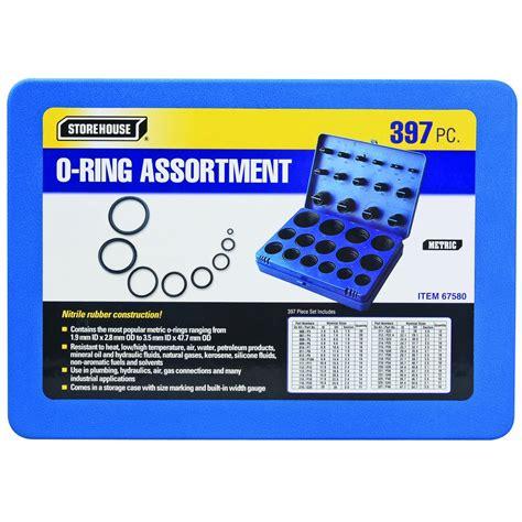 metric o rings o ring assortment pack 397 metric o ring assortment