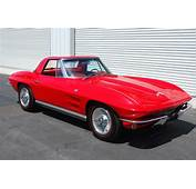 1964 CHEVROLET CORVETTE CONVERTIBLE  81946