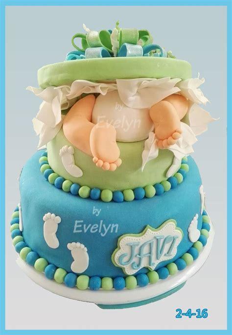 decoracion de pasteles baby shower pastel baby shower ni 241 o piecitos y nalguitas baby