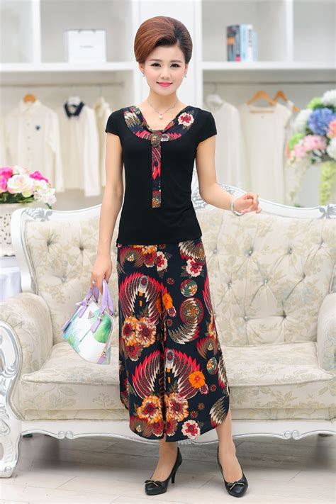 24321 2 Pcs Set Blouse Wide Setelan 2pcs Blouse Celana 1 Aliexpress Buy Nifullan 2pcs Set Summer
