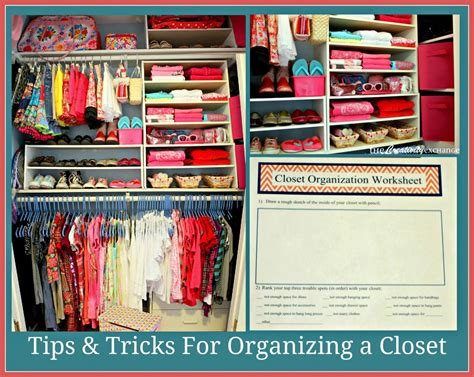 closet organization tips and tricks great ideas for home lets get organized