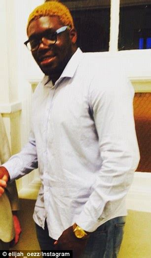 bentley college cus much ado about elijah oyefeso the 21 year old nigerian