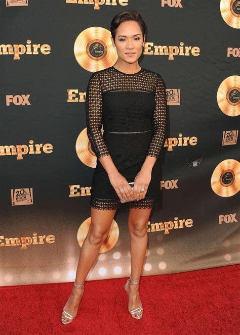 Longsleeve Fyc on the empire fyc atas event featuring taraji p