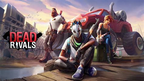 fortnite is dead left 4 dead meets fortnite in gameloft s dead rivals