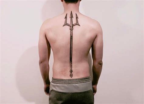 trident tattoo designs 20 mighty trident designs and meanings trident
