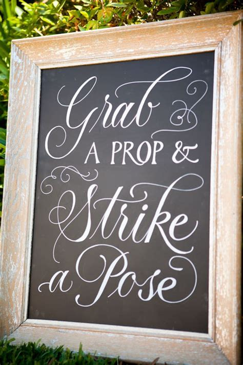 diy chalkboard photo booth prop diy photobooth for weddings real photography