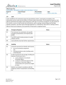Reportable Events Hca Ethics Compliance Lead Safety Program Template
