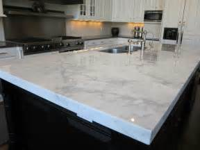 White Kitchen Countertop Ideas Troy Granite On