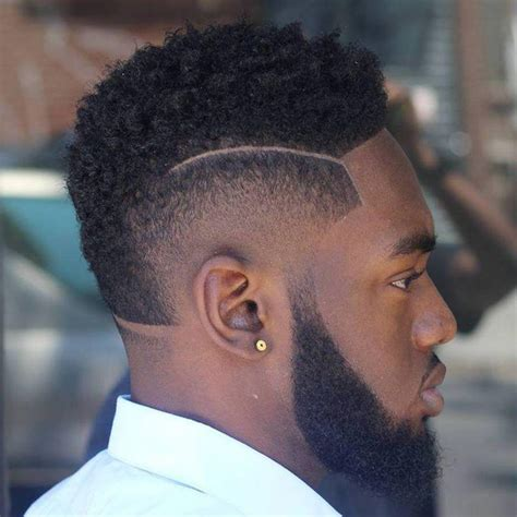 how to get a tapered black men haircut the best black men haircuts taper fade in 2018
