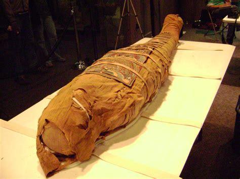 St Momy lost ancient secrets modern science press kit