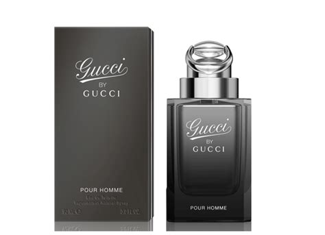 Gucci By Gucci the essence of gucci by gucci pour homme
