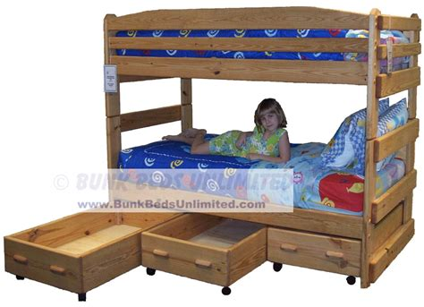 Bunk Beds Unlimited Bunk Bed Plans