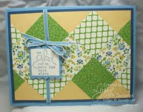 Patchwork Quilt Song - 222 best images about cards inches squares on
