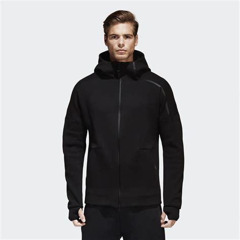 Adidas Adidas Z N E Hoodie adidas z n e hoodie 2 black adidas regional