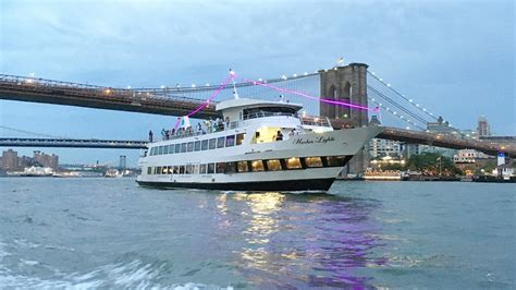 birthday party boat rental nyc harbor lights yacht the party cruise boat from nyc