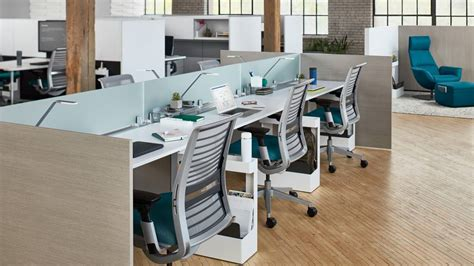 steelcase benching frameone benching office workstation steelcase