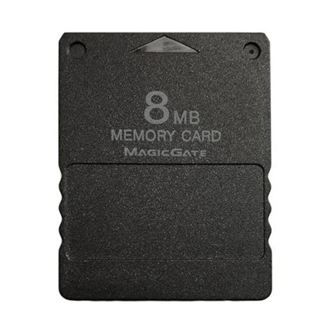 Sony Memory Card Ps2 8mb 8mb memory card for sony ps2