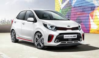 Mobil Kia Picanto Kia Picanto Pictures Revealed New City Car To Be Debuted