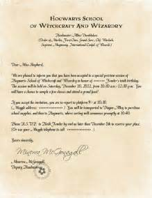 harry potter invitations by owl post onecreativemommy