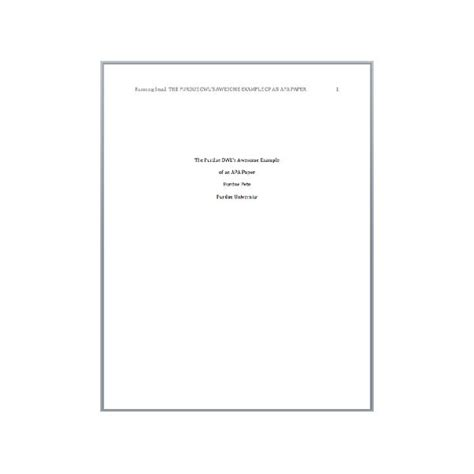 apa cover sheet format how to make page layouts for report cover pages