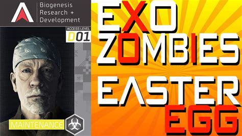 exo zombies oz quot exo zombies quot easter egg quot oz quot john malkovich key card