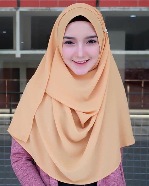 Jilbab Instan Perempuan Khimar Kerudung Wanita Muslimah grosir jilbab murah di surakarta jilbab instan