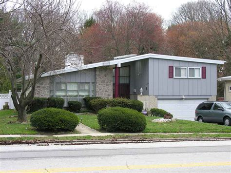 split level houses split level phmc gt pennsylvania s historic suburbs