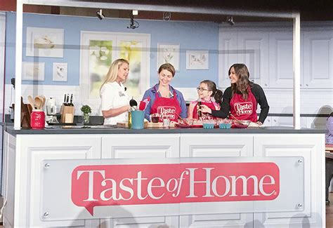 taste of home live culinary event series sizzles