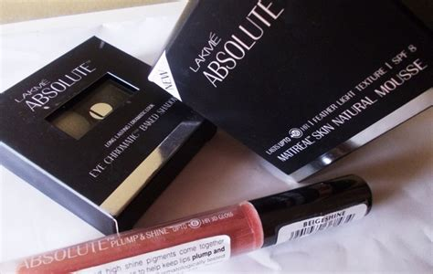 Revlon Absolute C Radiance Essence lakme absolute cheek chromatic baked blush review