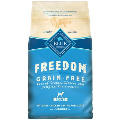 blue puppy food blue buffalo freedom food 1800petmeds