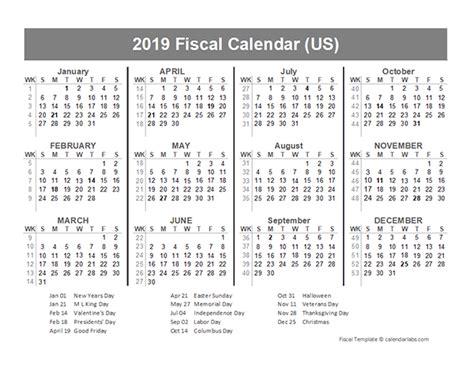 usa fiscal quarter calendar  printable templates
