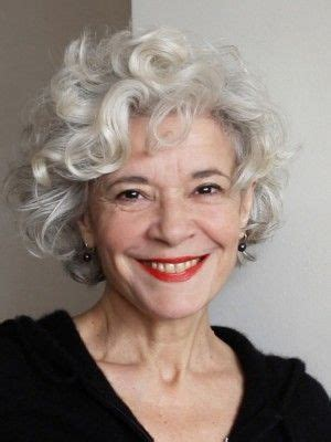 how to wear curly hair over 60 200 best images about gray over 50 hair on pinterest