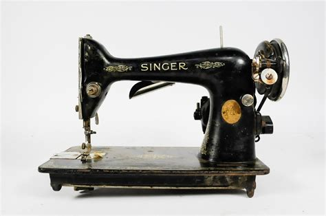 Sewing Light by Vintage Singer Sewing Machine W Sew Light Untested