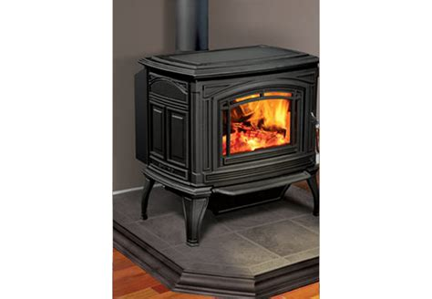 The Fireplace Warehouse by Enviro Boston 1700 Free Standing Wood Stove