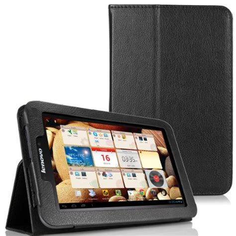 Tablet Lenovo Ideatab A2107 moko slim cover for lenovo ideatab a2107 7 inch android tablet black new ebay