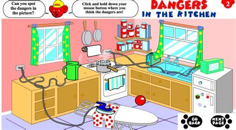 Hazards In Kitchen electricity