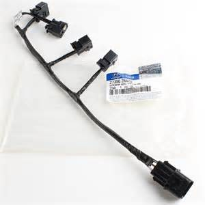 genuine hyundai ignition coil wire harness 06 11 accent kia 27350 26620 ebay